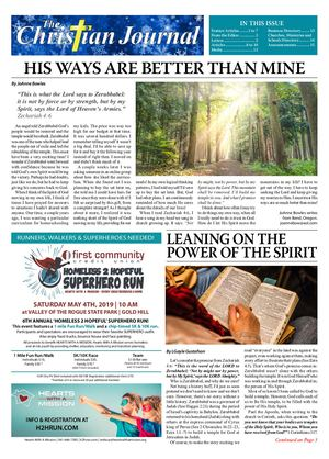 Christian Journal March 2019