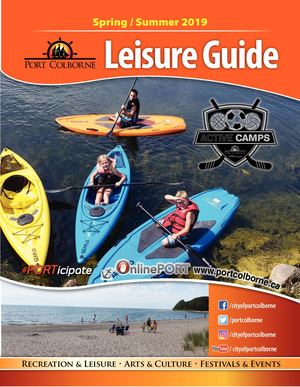 3cd3e8f5138 Calaméo - Spring   Summer Community Leisure Guide