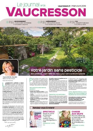 JOURNAL DE VAUCRESSON N°31