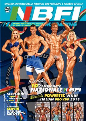 NBFI Magazine n.1 Primavera/Estate 2019