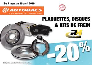 Catalogue promotionnel Mars / Avril 2019