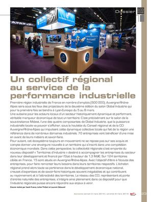 Industrie Le Dossier