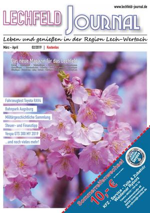 Lechfeld-Journal März-April 02/2019