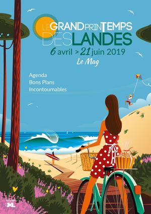 Printemps Grand Des Landes 2019 Calaméo Mag LqGSMVpzU