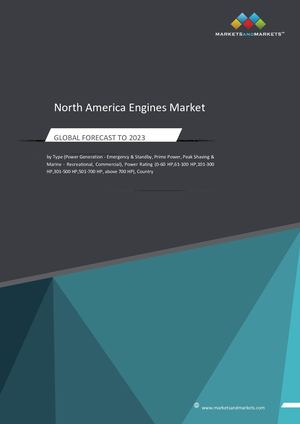 North America Engines Market Share, Growth, Trends & Global Forecast To 2021