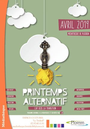 Programme Printemps Alternatif