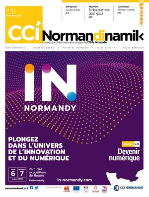 Normandinamik #31 Mars/Avril 2019