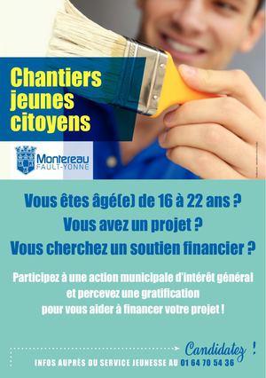 Chantier Jeunes Citoyens