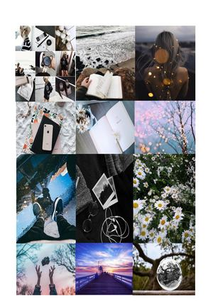 Moodboard For Blog
