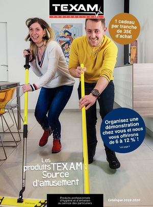 Catalogue TEXAM 2019 - Version 1