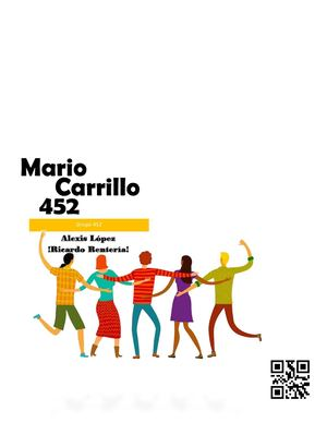Mario Carrillo Revista 452
