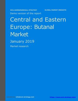 WMStrategy Demo Central And Eastern Europe Butanal Market January 2019
