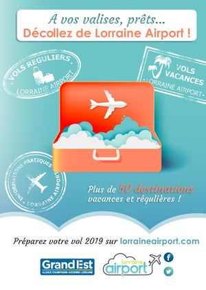 Guide 2019 Lorraine Airport