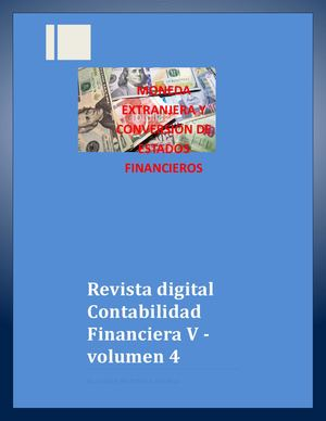 Revista Digital Contabilidad Financiera V Volumen 4