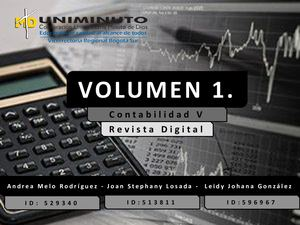 Revista- VOLUMEN 1