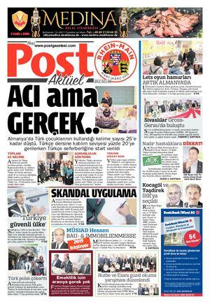 Calameo Post Gazetesi Rhein Main Mart 2019