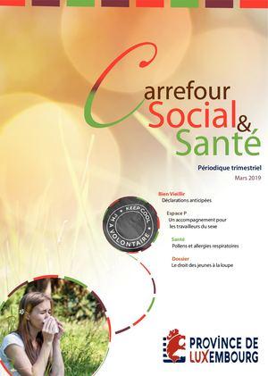 Calaméo Carrefour Social Et Santé Mars 2019