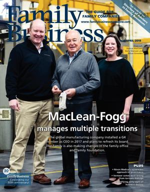 Family Business Magazine — March/April 2019