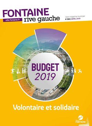 Fontaine Rive Gauche 338 Avril 2019