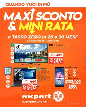 ca2427045f Calaméo - fb-VANESSA SOUND - Expert > Volantino MAXI-SCONTO & MINI ...