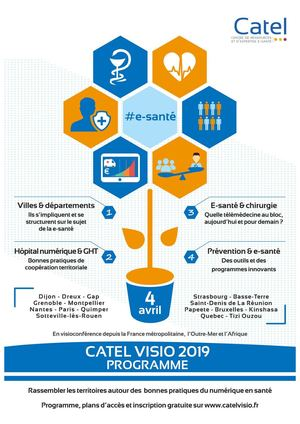 Programme Catel Visio 2019
