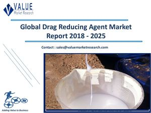 Drag Reducing Agent Market Size, Industry Analysis Report 2018-2025 Globally