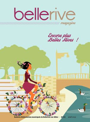 Bellerive Magazine Avril 2019