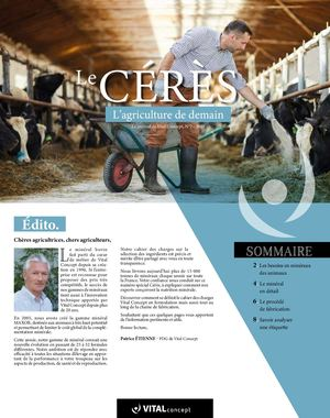 Le CERES - L'agriculture de demain