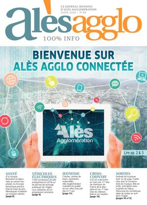 Journal Alès Agglo N°66 Avril 2019