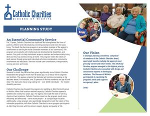 Catholic Charities Fact Sheet