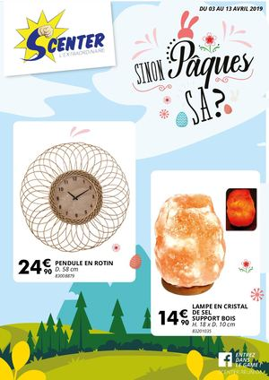 CATALOGUE AVRIL 2019 - PÂQUES SA ?