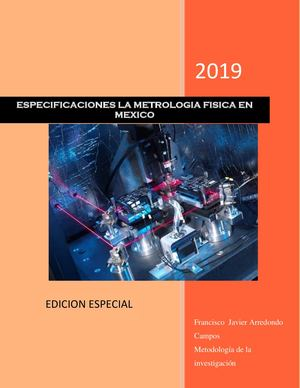 Revista Metrologia Fisica
