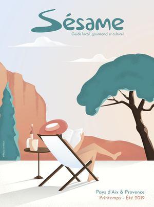 Calaméo Guide Sésame Pays D Aix Provence Printemps