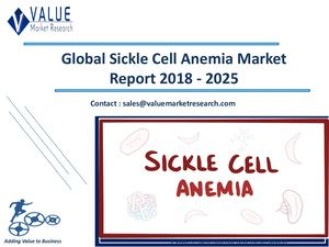 Sickle Cell Anemia Market Size, Industry Analysis Report 2018-2025 Globally