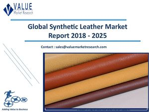 Synthetic Leather Market Size, Industry Analysis Report 2018-2025 Globally