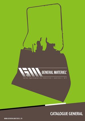 Catalogue General General Materiel 2018