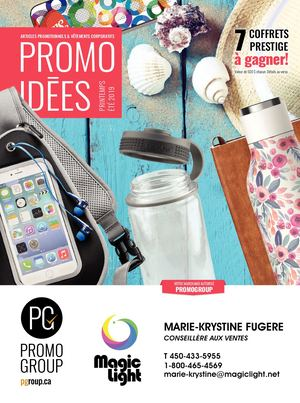 Promo Magic_Marie Krystine Fugere_FR - Catalogue Promo Idées Printemps/Été 2019