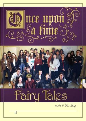 Twisted Fairy Tales 2A