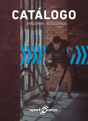 CATALOGO SPORT-FITNESS 2019