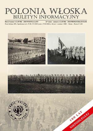 Polonia Wloska 87 88 2018