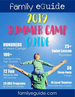 Family E Guide Summer Camp Guide 2019