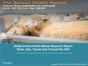 Animal Health Market to Reach US$ 44 Billion by 2024