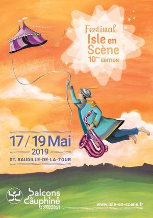 Programme Isle En Scène 2019