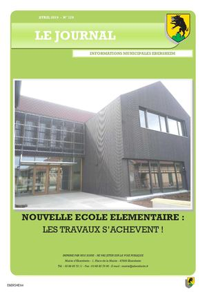 Journal Avril 2019