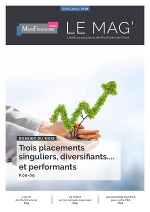 3 placements singuliers, diversifiants... et performants
