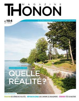 Thonon magazine n°104