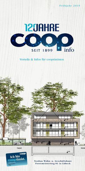 Coop Info 1 2019 Frühjahr