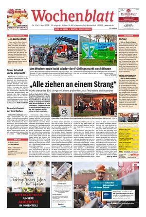 Calameo Wochenblatt Weil