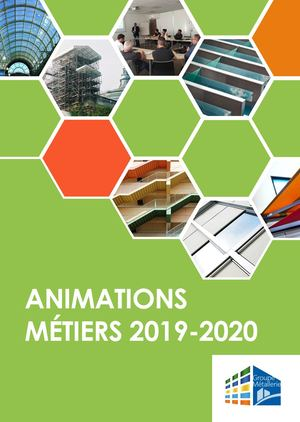 Guide Animation Métiers 2019-2020