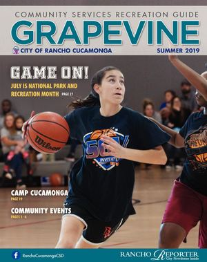 Summer 2019 Grapevine And Reporter
